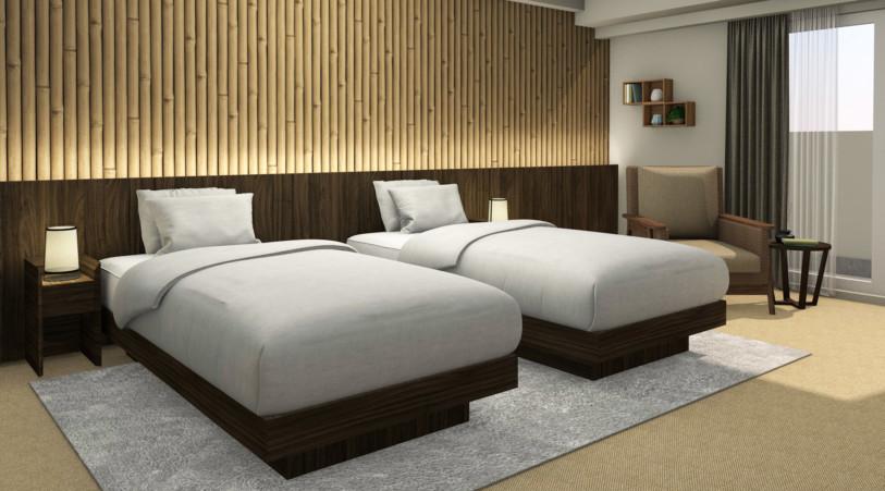 Oriental Hotel Room Yu Hiraoka Design